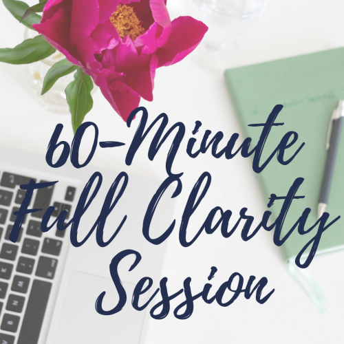 60-Minute Full Clarity Session